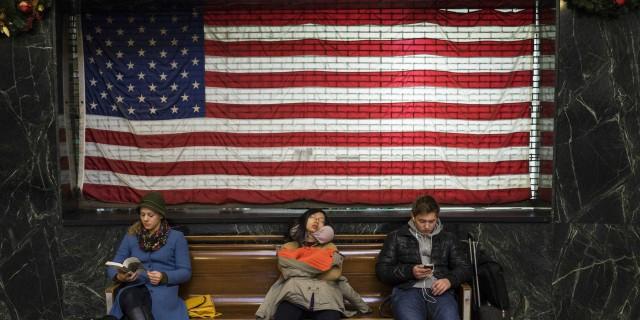Шансы на рецессию в США