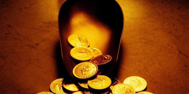 Рост цены золота —