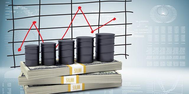 Нефть и отрицательные