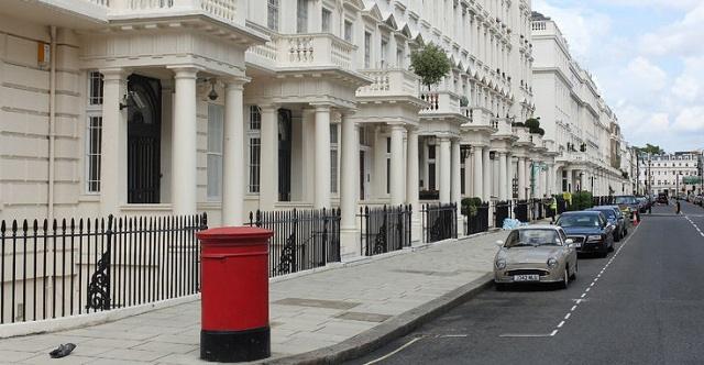 Элитное жилье в Лондоне