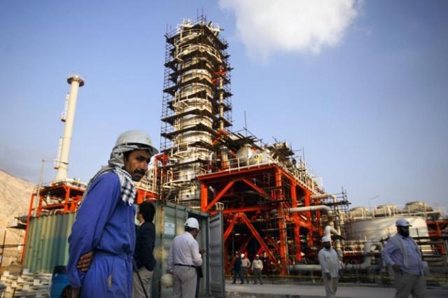 Нефтяные цены выросли на