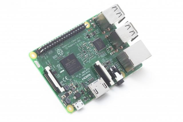 Мини-компьютер Raspberry