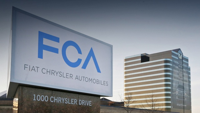 Fiat Chrysler увеличил