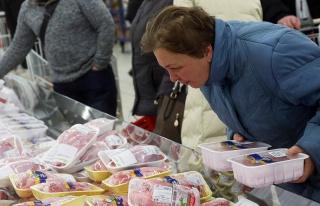 Инфляция в РФ в феврале