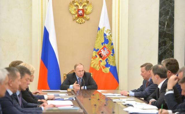 Путин: нефтедобыча