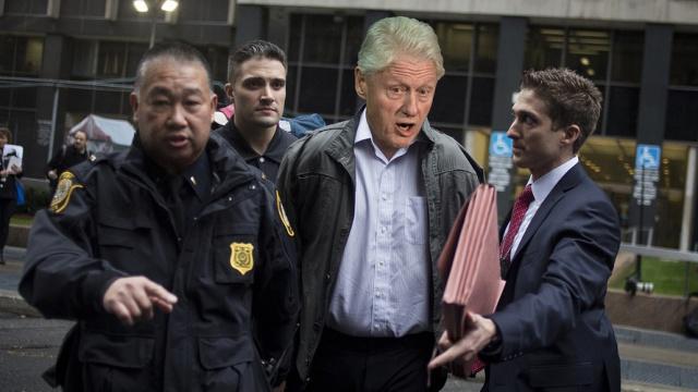 Петицию об аресте Билла