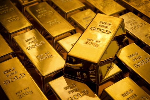 Золото показало лучшие