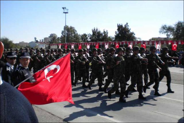 Турция готовит оборонные