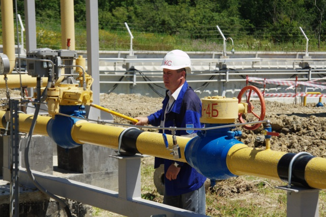 Потребители газа в Литве