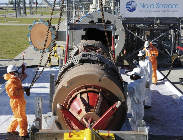 Nord Stream выбрал