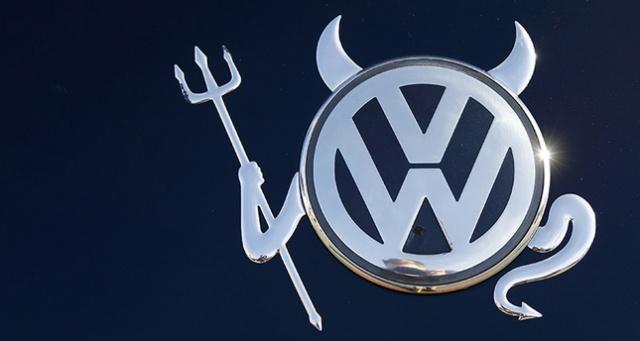 Германия добавила VW
