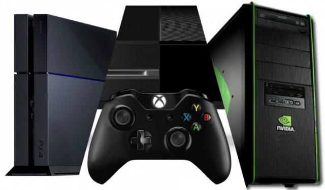 Владельцы Xbox, PS4 и ПК