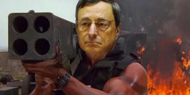 Сможет ли ЕЦБ спасти