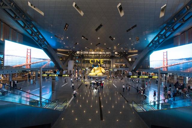 Топ-10 лучших аэропортов