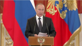 Путин объявил стоимость