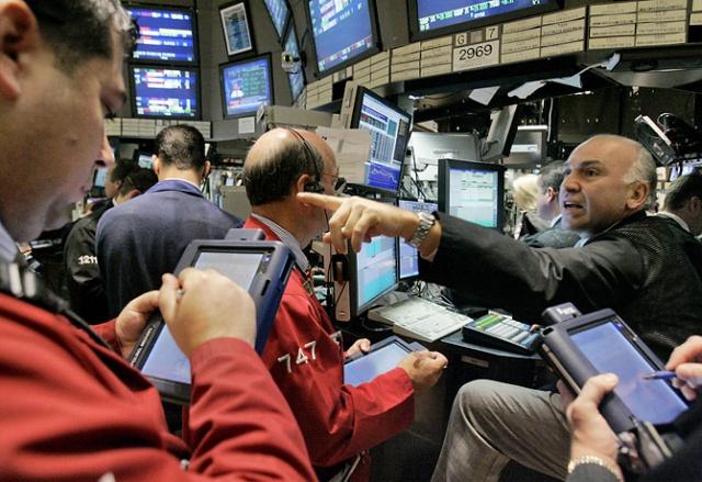 Приток капитала в фонды,