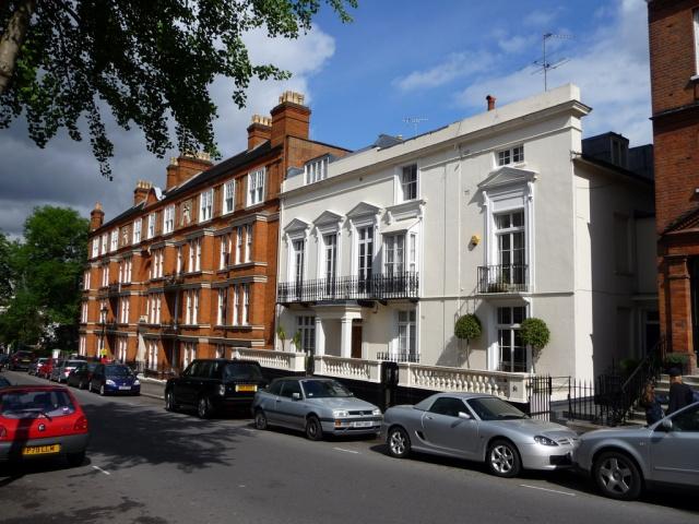 Великобритания: жилье