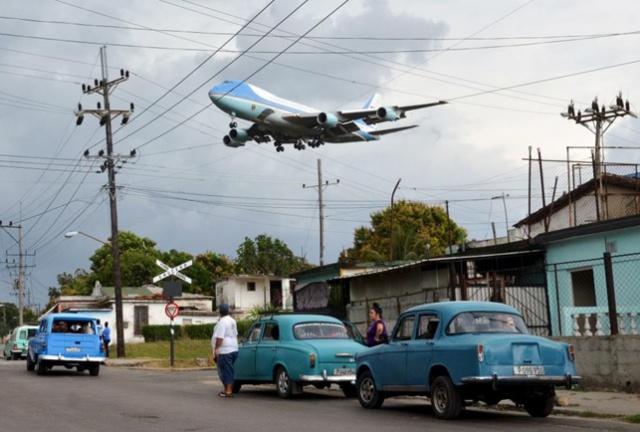 Кастро напомнил Обаме о