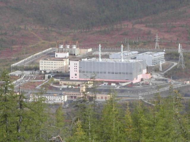 Билибинскую АЭС на