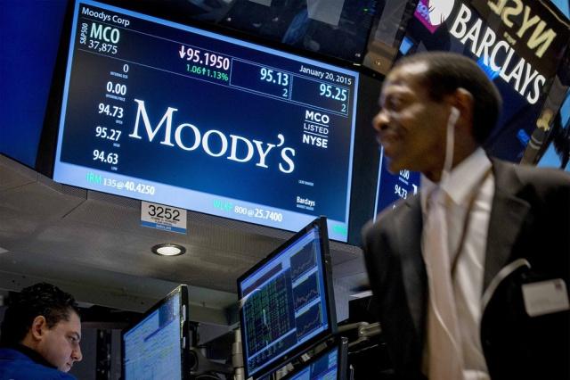 Moody #39;s: у экономик