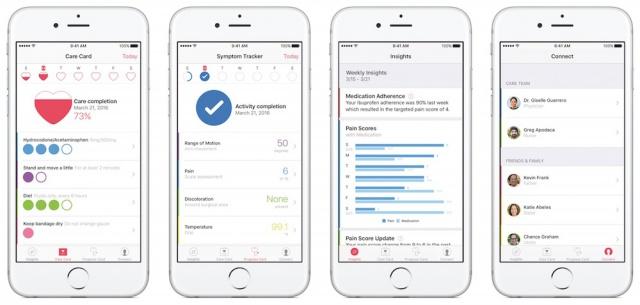 Новая платформа Apple
