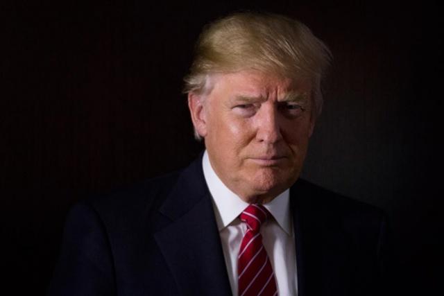Трамп: мы не можем
