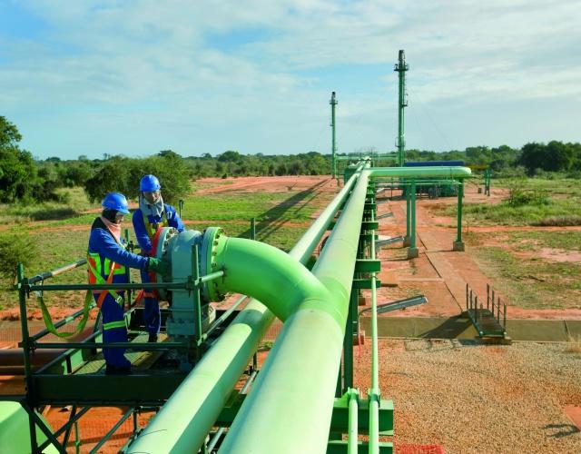 Рынок газа: Туркменистан