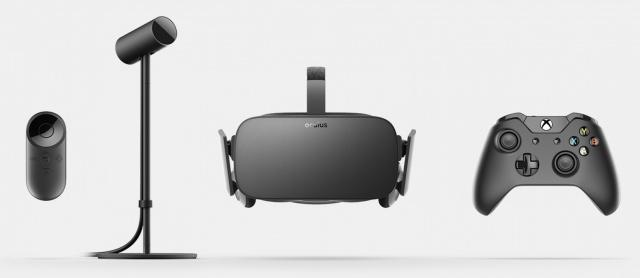 Поставки Oculus Rift