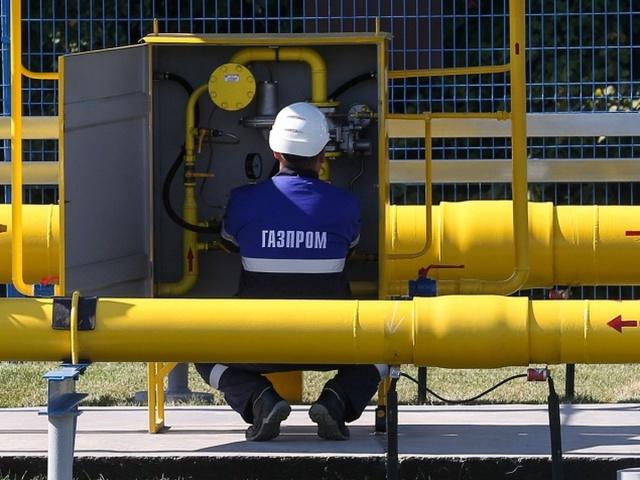 Цена контрактного газа