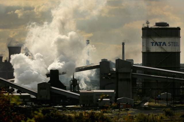 Tata Steel намерена