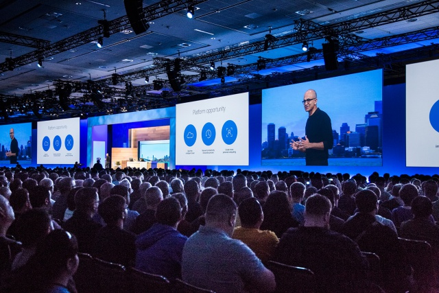 Microsoft Build:софт для