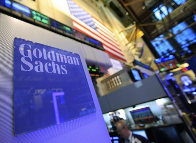 Goldman Sachs: время