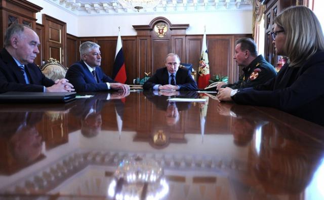 Путин подписал указ об