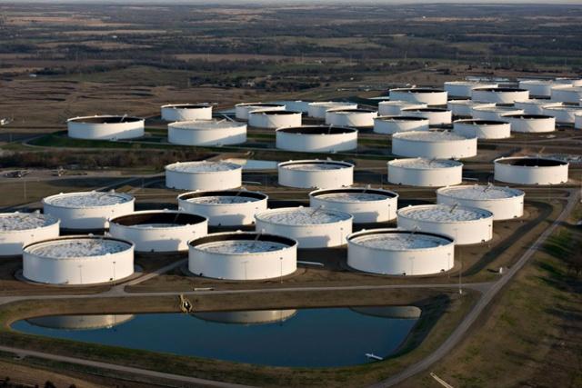 Нефть подорожала на 5%