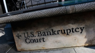 Число банкротств в мире