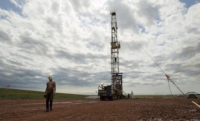 Добыча сланцевой нефти в