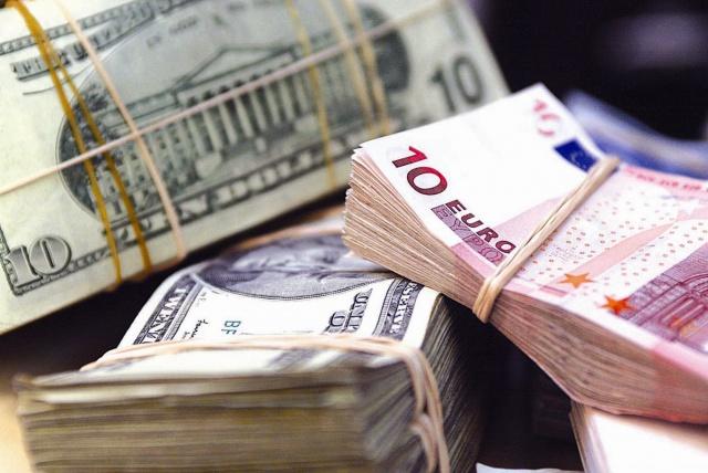 Поступление валюты в РФ
