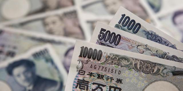 Пара доллар-иена может
