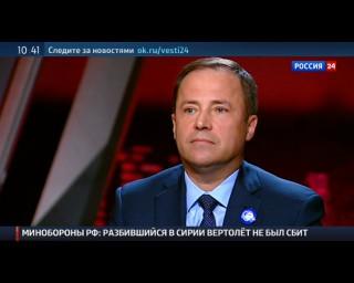 Комаров: Роскосмос не