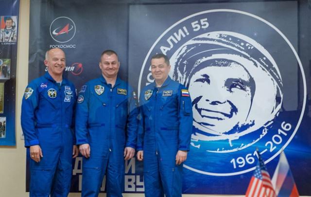 Путин: через космос