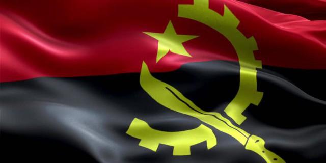 Ангола - первый член