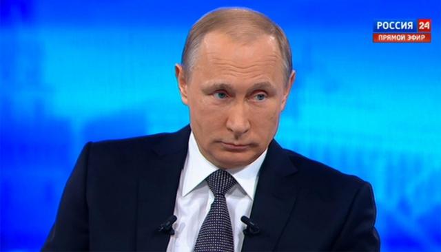 Путин: ожидаем роста