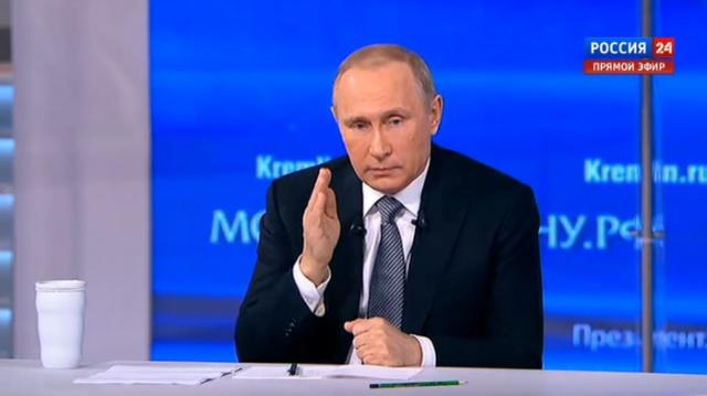 Путин призвал учесть