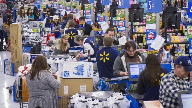 Инфляция в США в марте