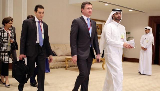 Встреча в Дохе
