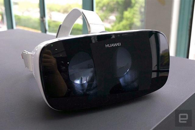 Huawei представила свой