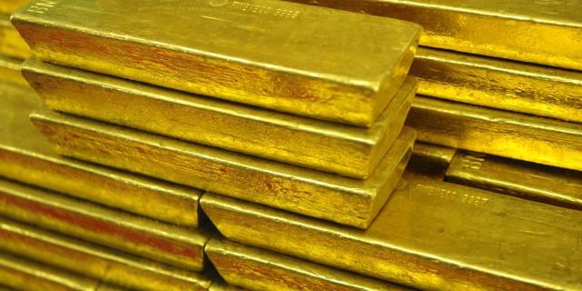 Халберт: золото