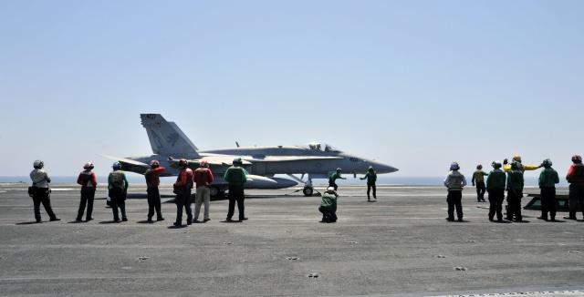 Война с ИГИЛ стоит