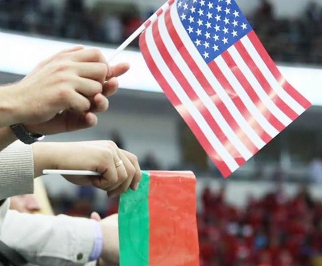 Белоруссия и США
