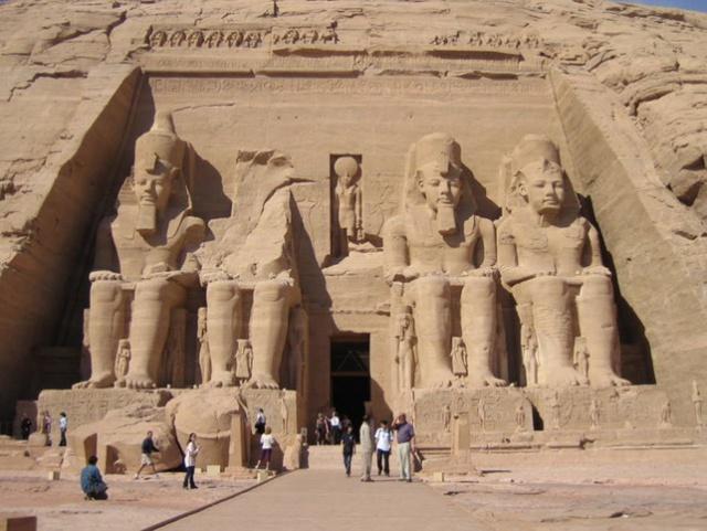 Доходы Египта от туризма